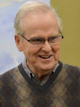 Fr. Johnny Klingler, SCJ
