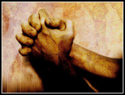 forgiveness hands
