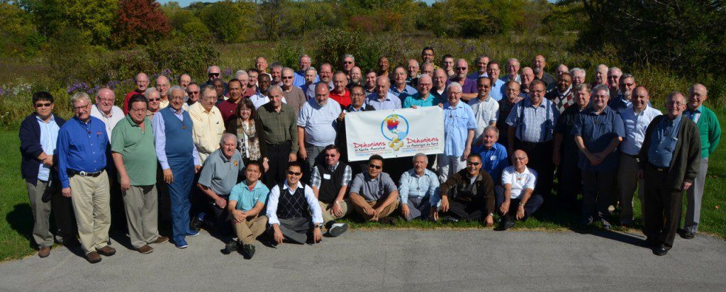 Participants at the North American Continental Conference