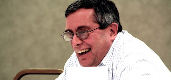 Br. Frank Presto returns to the provincial secretary's office in November.