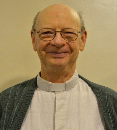 Archbishop Opperman pictured at the SCJ bishops meeting in 2013