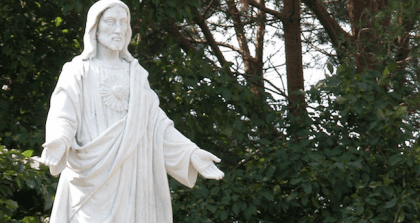 The Sacred Heart Shrine at Sacred Heart Seminary and School of Theology