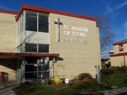 St. Martin of Tours parish grade school