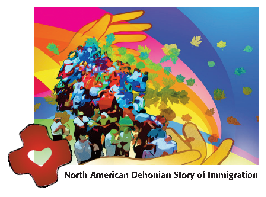 North Am Story of Immigration