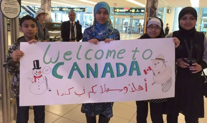 welcome canada 2