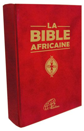 The newly released Bible Africaine