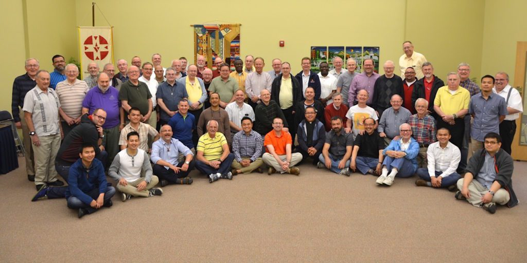 SCJs gathered at the Provincial Conference Center June 6-10 for assembly